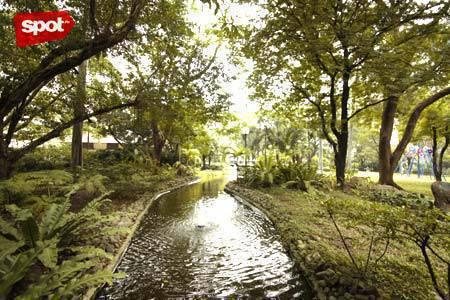 Washington Sycip/Legaspi Park