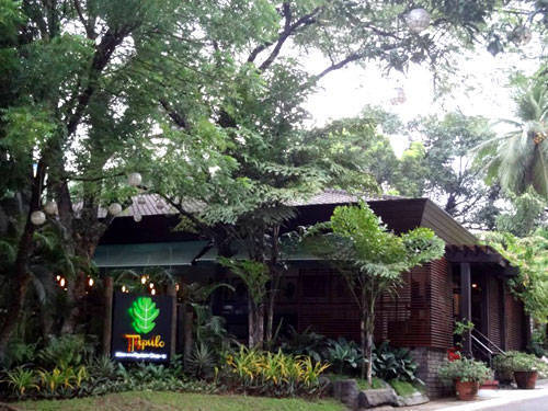 Have some modern Pinoy Cuisine at Tipulo