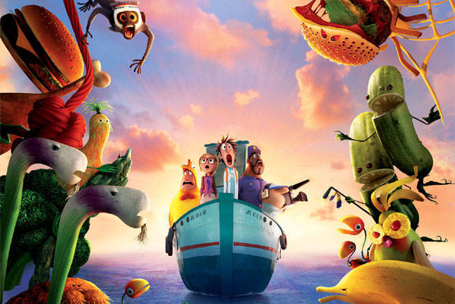 MOVIE REVIEW Cloudy With A Chance Of Meatballs 2