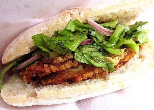 Bale Dutung's Sandwich