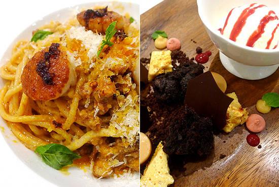 New restaurant alert shine bakery caf at sm aura for Aura global cuisine