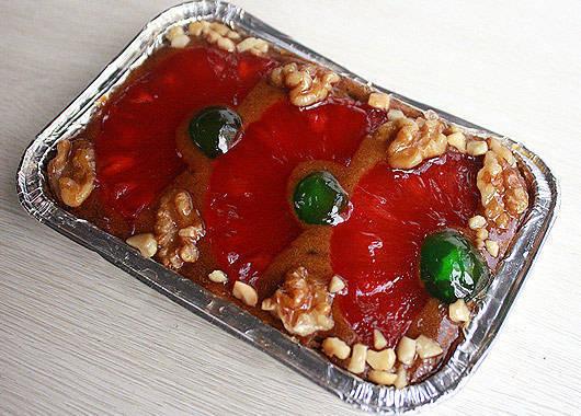 Share 9 Goldilocks Fruitcake