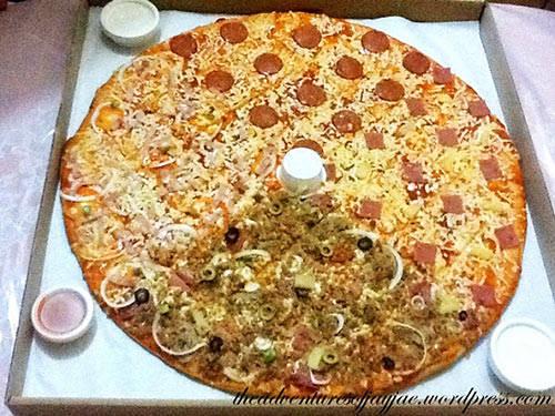 D&D Pizza Express