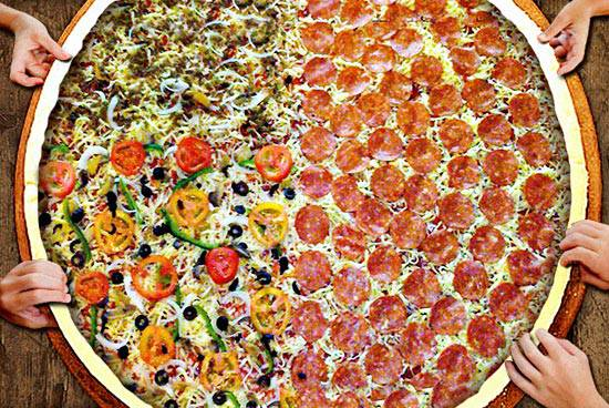 Where to Get Giant Pizzas in Manila