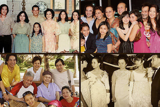 List of Prominent Families in Manila