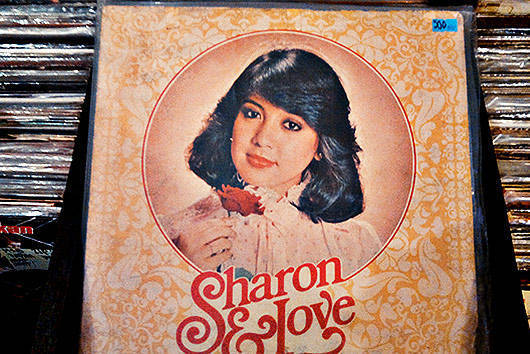 Sharon and Love Vinyl Records