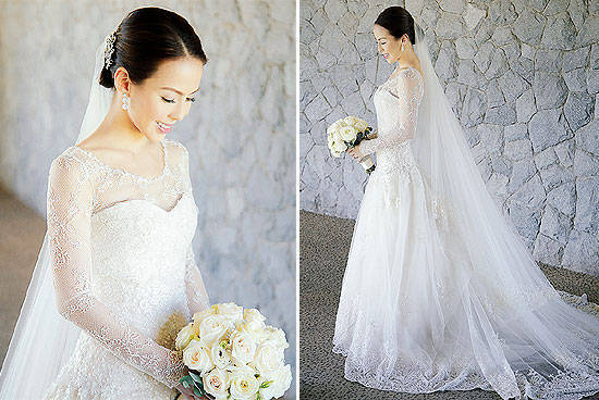 Top 10 Prettiest Celebrity Wedding Gowns | SPOT.ph