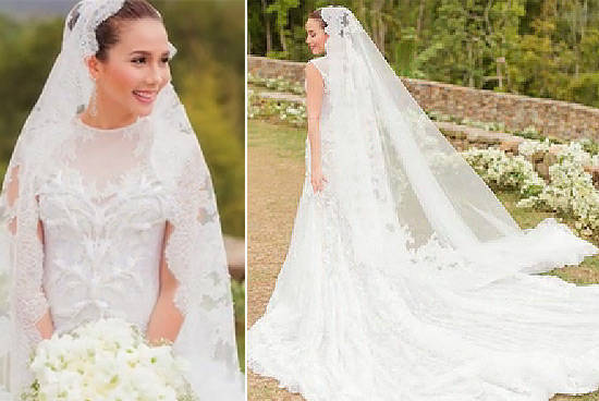 Top 10 Wedding Dress Designers In The World Fashion Dresses