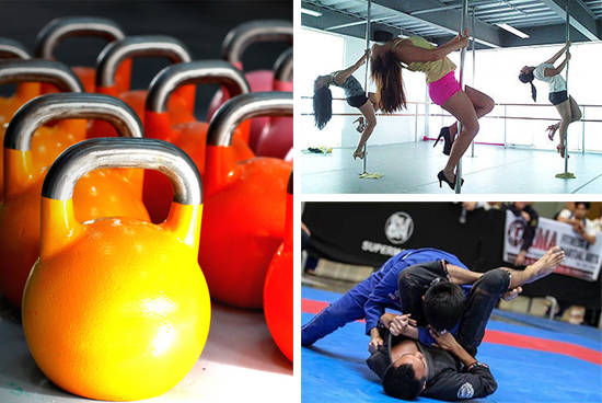 Top 10 Budget Friendly Workout in and Around Manila
