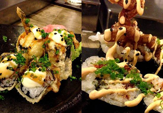 Sensei Sushi Bar
