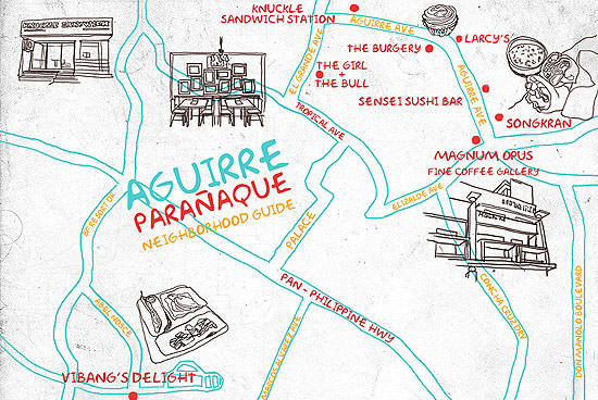 Aguirre Paranaque Neighborhood Guide