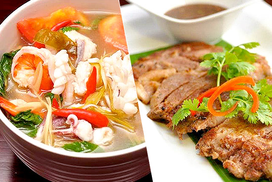 10 Best Places For Thai Food in Metro Manila