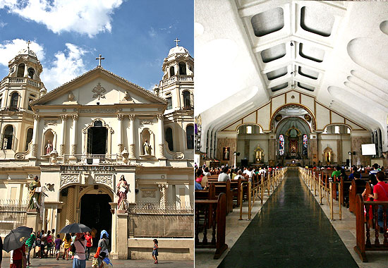 Quiapo Church Basilica of the Black Nazarene