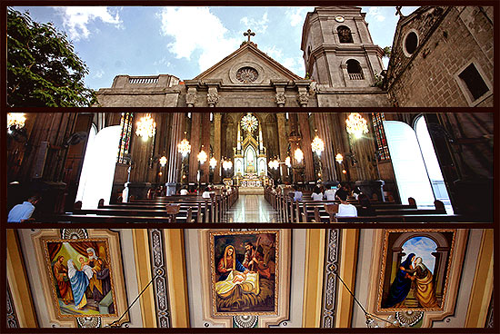 10 Prettiest Churches in Metro Manila