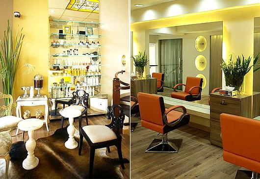 Hair salon Privat