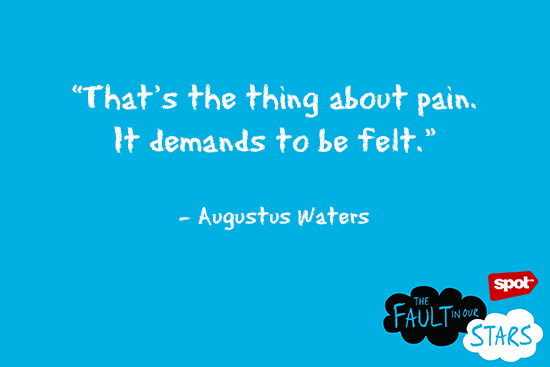 60 Most Quotable Quotes From The Fault In Our Stars By John Green Stunning The Fault In Our Stars Quotes