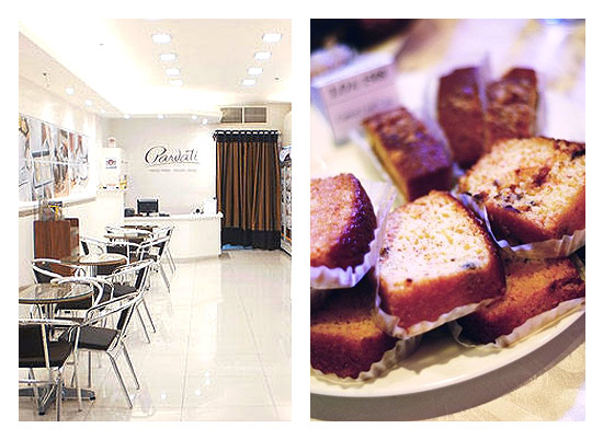 Parvati Dessert Cafe