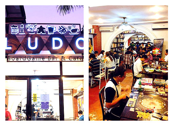 Ludo: Boardgame Bar & Cafe