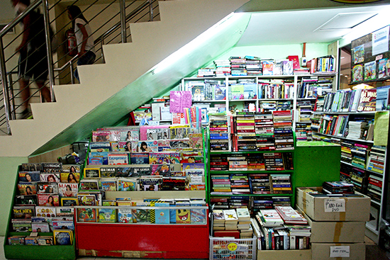 Books Please