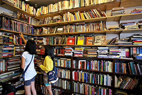 Top 10 Secondhand Bookstores in Manila