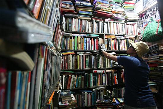 Books from Underground