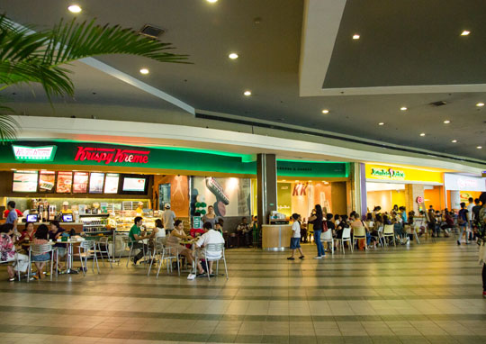 Trinoma Friendly Budget Restaurants