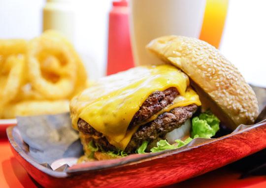 8 Cuts Burger Blend