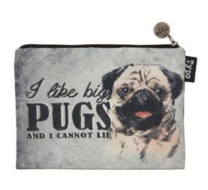 Pug Life Pouch