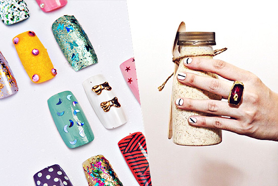 5 nail salons that nail the art on your digits for A spot nail salon