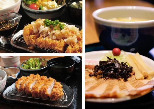 Japanese Flavors of Hokkaido Ramen Santouka