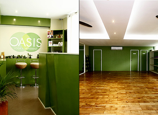 Oasis Yoga + Movement Studio