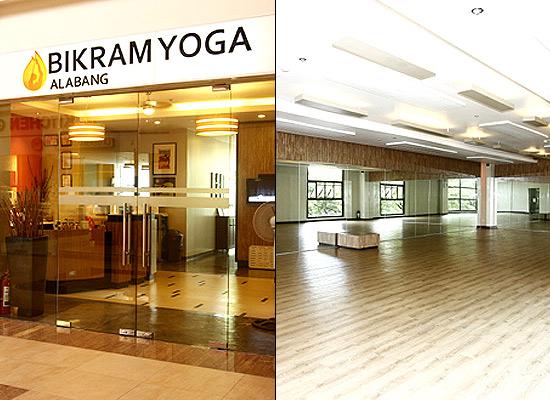 Bikram Yoga Alabang
