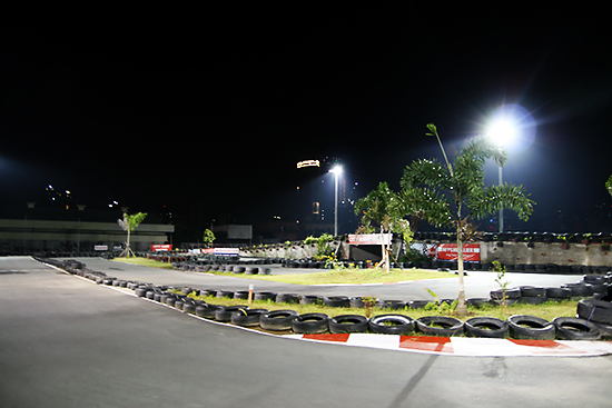 City Kart Racing Tracks