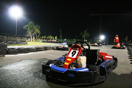 City Kart Racing Vehicles