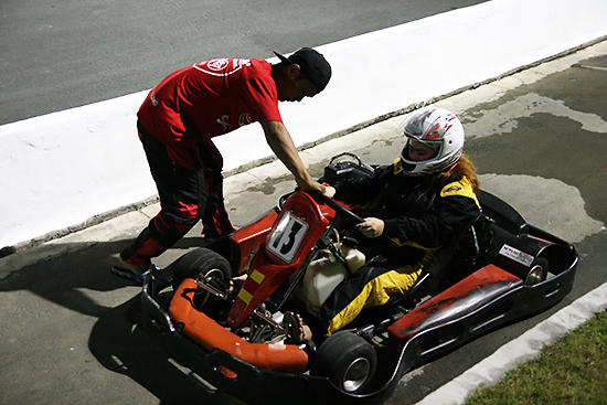 City Kart Racing Safety Instructions