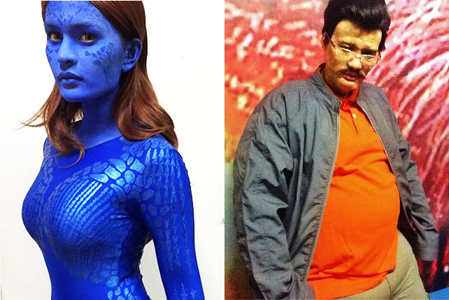Entertainment  sc 1 st  Spot.ph & 10 Awesome Celebrity Costumes For Halloween 2014 | SPOT.ph