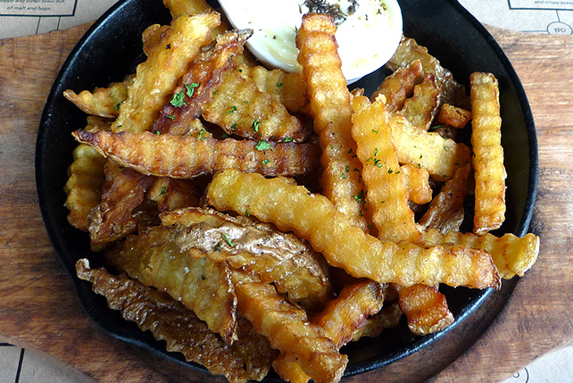Top 10 Truffle Fries in Manila