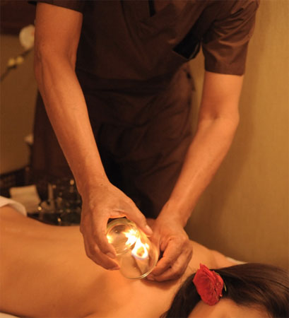 Authentic Hilot Massage at Mandara Spa