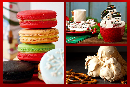 Christmas Flavors.Christmas Food Flavors And Special Treats To Put You In A