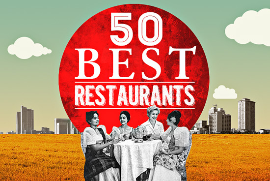 50 Best Restuarants in Manila