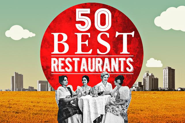 Best of Manila: 50 Great Restaurants of 2014