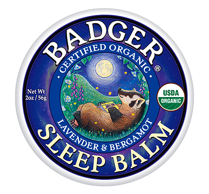 Badger organic Sleep Balm (P495)