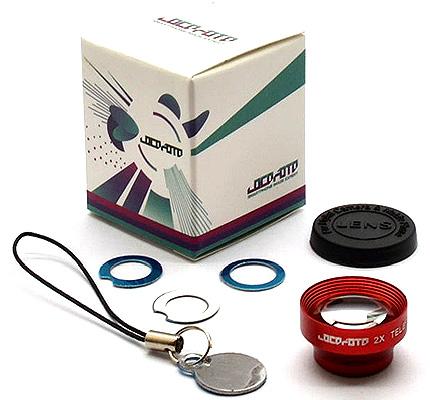 LocoFoto Smartphone Lens (900)