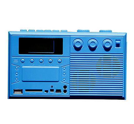 Vintage Radio with MP3 Player (1,695)
