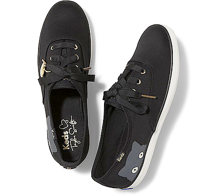 Limited Edition Sneaky Cat Keds (2,995)