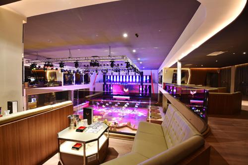Valkyrie's VIP Areas