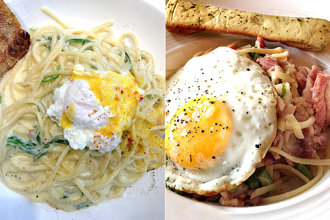 Top 10 Carbonara Dishes in Manila