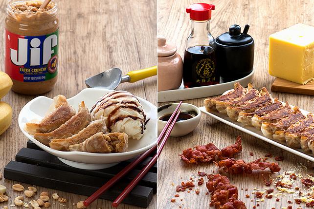 New on the Menu: Osaka Ohsho's New Gyoza Flavors