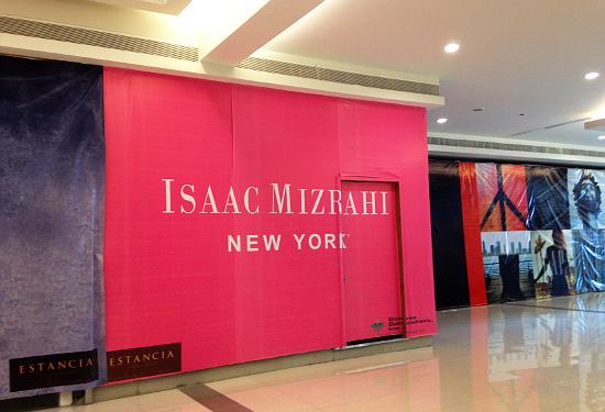 Isaac Mizrahi is Soon to Open at Estancia Mall