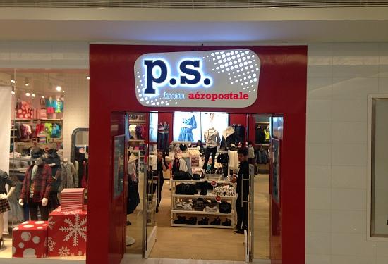 P.S., Aeropostale at Estancia Mall